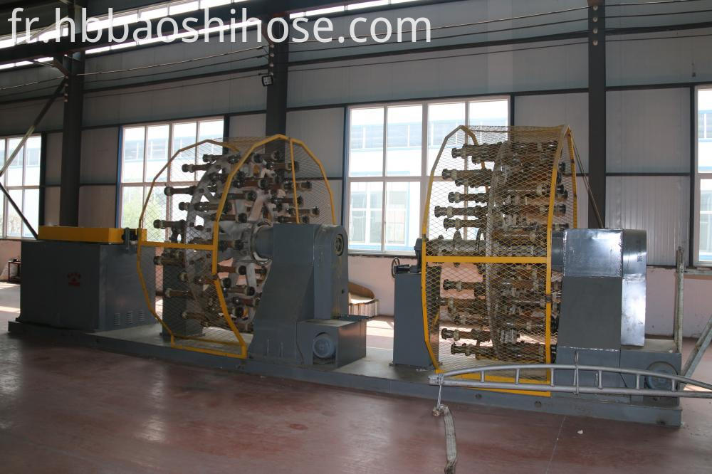 Two Disk Winding Machine