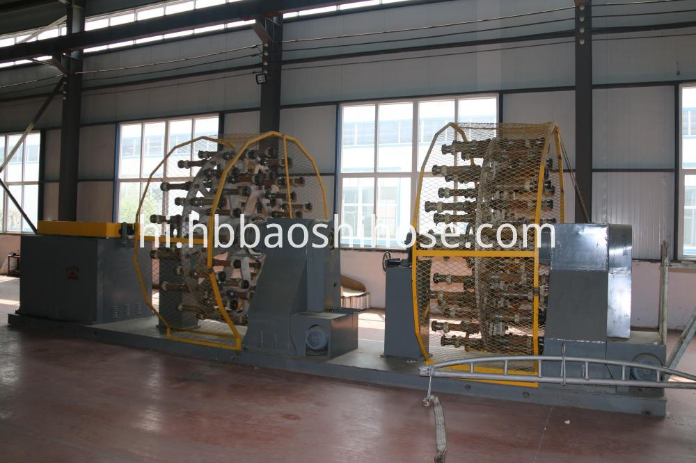 Gas Transmission Flexible Pipe