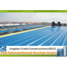 Easy Install Large Span Steel Factory Warehouse