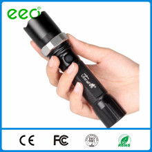 hot sale t6 best led tactical police leds flashlight, rechargeable led torch flashlight