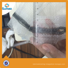 100% virgin new HDPE net for hail protection from factory