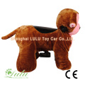 Batterie Zippy Ride marche animaux singe