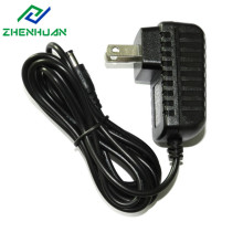 9V 2A US Plug AC DC Power Adapter