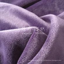 Короткий ворс бархата велюра для домашнего текстиля