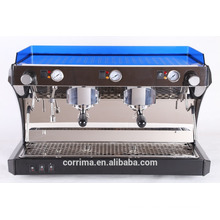 15 bar Two Groups Commercial Espresso Machine with Europe standard