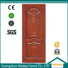 Настроить высококачественные внутренние массивные деревянные двери для проектов домов