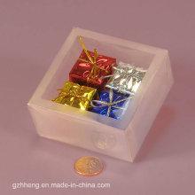 Дешевые прозрачной коробке PVC с окном (пакет шелк печати)