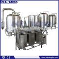 Brewing Ausrüstung für Pub, Restaurant usw. mit Dampf oder elektrisch beheizt
