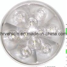 4 '' lâmpada de backup LED para caminhão reboque
