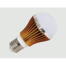 E27 High Power Golden LED ampoule 5W
