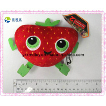 Plush Fruit Strawberry Toys (XMD-0086C)