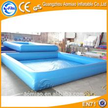Piscinas infláveis para uso comercial piscina inflável bolha bola para crianças
