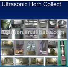 corne ultrasonique et moule