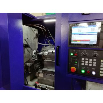 CNC Auto Hub Super Finish Maschine
