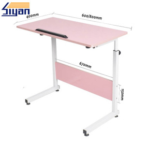 Bureau d'ordinateur 2 personnes long et grand