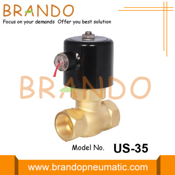 "1 1/4 ""Injap Solenoid Steam Jenis US-35 Uni-D"