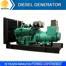 Precio competitivo 10kva-1000kva tipo abierto generador diesel para la venta