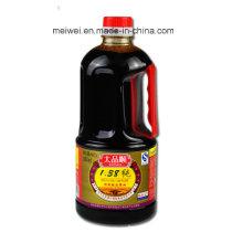 850ml de molho de soja leve superior com preço de fábrica