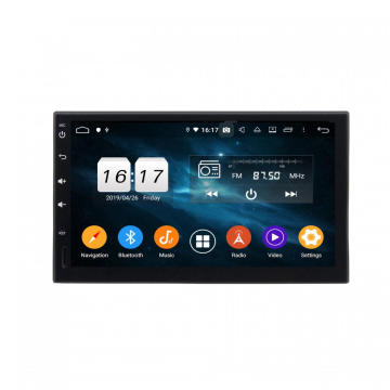 2din universele 7 inch full touch autoradio
