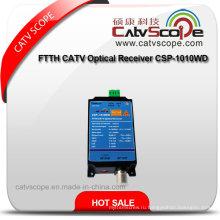 Оптический приемник CTH-1010wd FTTH CATV