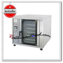 K667 Stainless Steel 5 Tray Electric Commercial Convection Oven