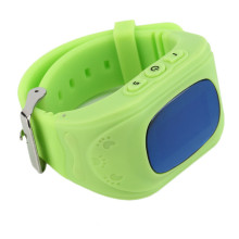 Kids GPS Watch Tracker Tracking on Mobile APP