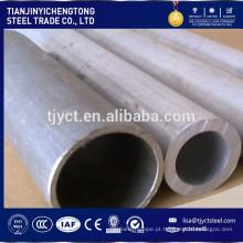 2024 2A12 3003 6061 tubo de liga de alumínio