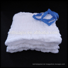 abdominal gewaschenes Mullkissen zur Wundversorgung