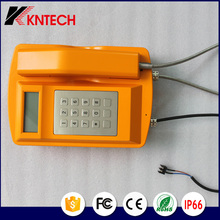 Weather Resistant Telephone Knsp-18LCD From Kntech