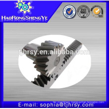 Helical rack and pinion for CNC Machine