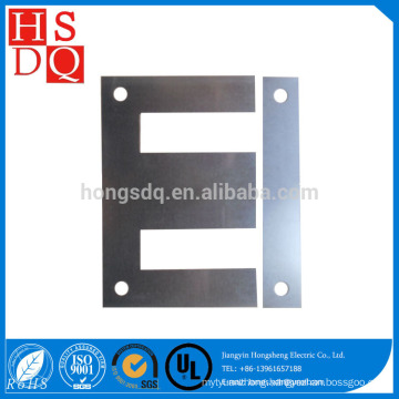 Cold Rolled EI Electrical Silicon Steel Sheet high frequency Lamination With Gap