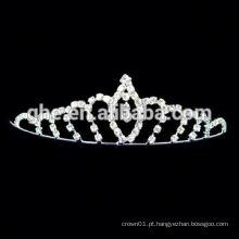 New fashion wholesale rhinestone tiara hair band