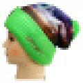 Camo Baseball Cap with Logo Bbnw29