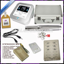 cheap wholesale permanent makeup kit with digital power supply