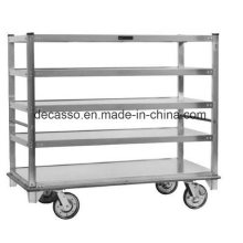 New Customized Queen Mary Cart 5 Shelves