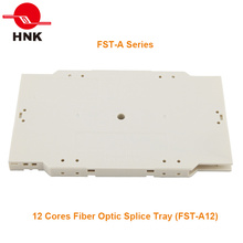 12 oder 24 Kerne Faseroptik-Spleißfach (Serie FST-A)