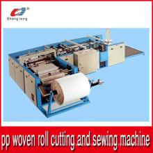 Machine en plastique de coupe et de couture