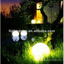 30см ip68 Сид перезаряжаемые шарик света СИД RGB