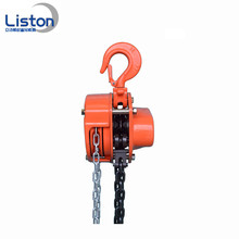 Manual 3T Lever Block 1.5m Lifitng Height