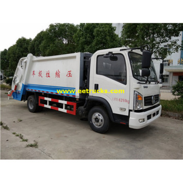 Dongfeng 105HP 5000L Compression Trumps