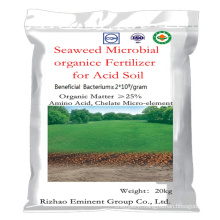 Seaweed Microbial Specialized Amendment Bio-Organic