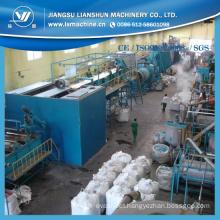 PP PE Film Washing Line