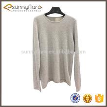 Comme modèle de chandail de chandail de tricot pour des dames