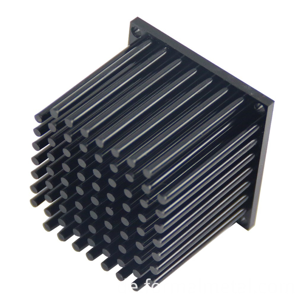 Aluminum 10w Passive Led Fin Heat Sink 2