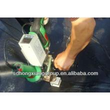 Máquina de soldadura de la geomembrana de la alta calidad de China