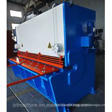 Hydraulic Guillotine Shear Machine for Metal Sheet (RAS3213, capacity: 13X3200mm)