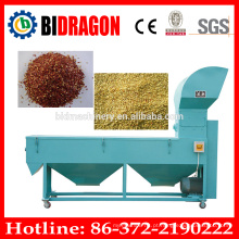 Máquina de remoção de sementes de pimentão
