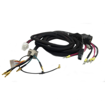 Mesin Wire Harness Kabel Majelis