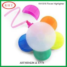 Flower Shape Highlighter Marker