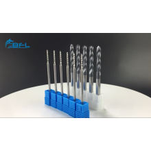 Fresas BFL para brocas de herramienta de corte de acabado de flauta extra larga de metal duro / carburo